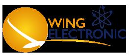 Wing Electronic Logo
