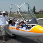 Wing Electronic Gliding Team - In attesa del decollo