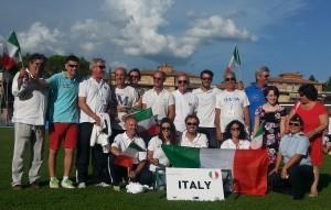 La Squadra Italiana di Volo a Vela.