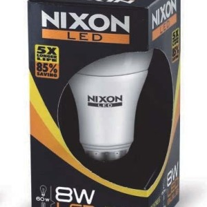 8W LED BULB 3000K Lampadina a Led 8W 3000K (Luce Calda)