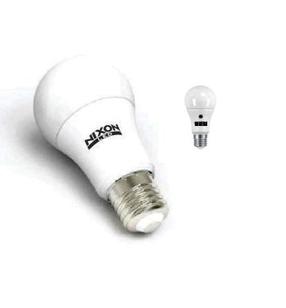 Sensore Accensione Lampade Con Crepuscolare.6w Lampadina A Led Con Sensore Crepuscolare Integrato